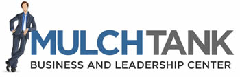 Mulch Tank Business and Leadership Center Logo